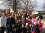 Spotkanie posła Rutnickiego z uczniami w Łowyniu