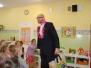 Poseł Rutnicki w przedszkolu w Nowym Tomyślu