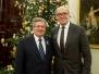 Spotkanie z Prezydentem RP Bronisławem Komorowskim