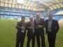 Wizytacja podkomisji ds. EURO 2012 w Poznaniu