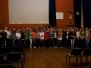 Młodzież ze Zbąszynia na spotkaniu z posłem Rutnickim