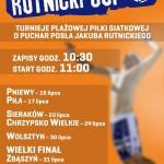Plakat Rutnicki Cup 2016