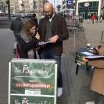 Zbiórka podpisów Poznań