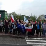 W drodze na Marsz Wolności